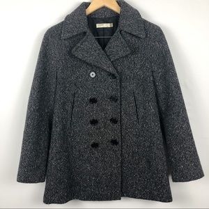 J. Crew double breasted pea coat